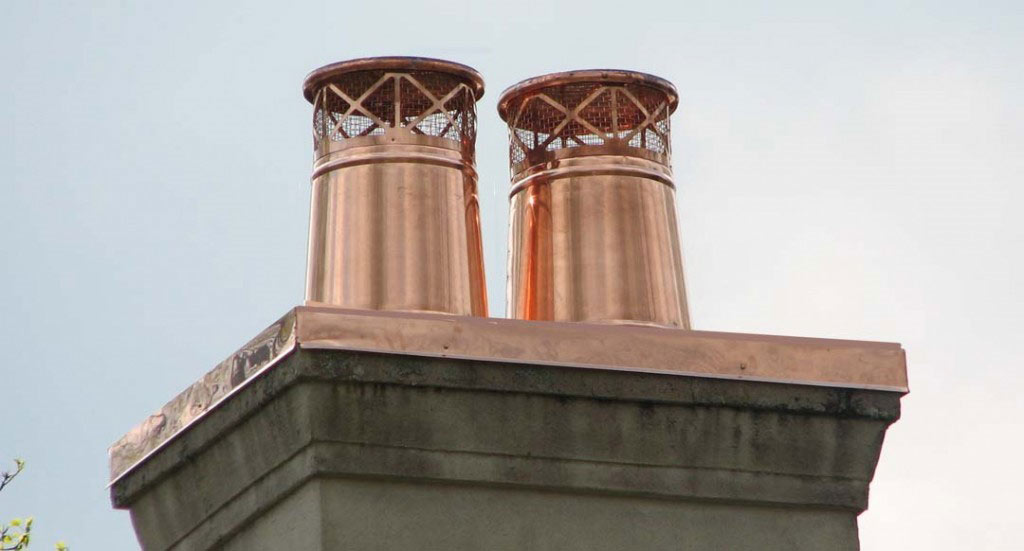 Chimney Caps Wallace Roofing