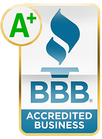 Wallace Roofing is an accredited member of the Better Business Bureau