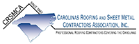 Wallace Roofing is a member of the Carolinas Roofing and Sheet Metal Contractors Association