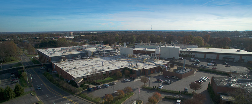Commercial And Industrial Roofs In Hickory, NC